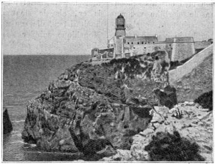 Kaap Sint-Vincent.