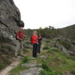 Wandelen in natuurgebied Douro Portugal
